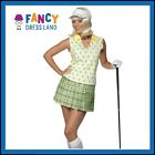 Womens Golf Fancy Dress Costume