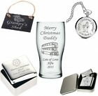 Engraved Mens Christmas Gifts - Ideas - Birthday Gifts Dad Daddy Grandad Grampy