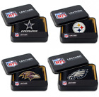 NFL Team Embroidered Leather Billfold Bi-fold Wallet ∗ Pick your Team ∗ $25.99 USD on eBay