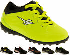 Boys GOLA Football Training Astro Turf Shoes Lace Up Sports Trainers Sz Size 8-6