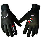 Winter Warm Windproof Waterproof Sports Cycling Bike Bicycle Full Finger Gloves