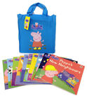 Peppa Pig Bag Collection - 10 New Paperback Books (Free Gift Bag) £50