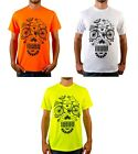 Aero Tech Designs The Crazy Cranium Bicycle Short Sleeve Tee T Shirt