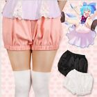 Japanese All Match Cosplay Lolita Women Pumpkin Pants Safety Shorts