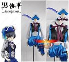 New Black Butler 3 Ciel Phantomhive The Circus Suits Cosplay Costume