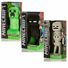 Juguete Peluche The Amazing Minecraft Creeper Enderman Esqueleto Grande 12""