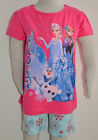 NEW Girl Frozen Elsa summer Pyjamas pjs Size 2,3,4,5,6,8