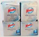 Windex Electronics Wipes No Residue Streak-Free Shine! Clean and Dust Electronic
