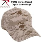 Desert Camouflage Military Low Profile Tactical Hat Adjustable Baseball  8611