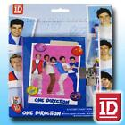 1D ONE DIRECTION Official SECRECT NOTEBOOK Gel Pens STICKER Poster Books SWEETS