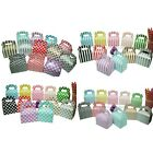 Gable Boxes x 12 Wedding Party Favour Gift Lolly Box Bomboniere