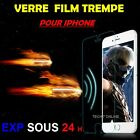 Film de protection vitre verre trempe transparent pour IPHONE 6 ,7, 5S 5C 5