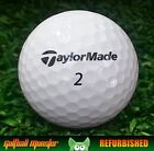 TaylorMade TP Black Refurbished Refinished Golf Balls