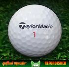 TaylorMade TP Red Refurbished Refinished Golf Balls