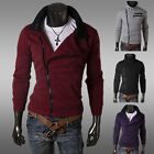 CHRISTMAS~big sale~XMAS Blazer For Men Cool Winter Jacket Coat Baseball Top Wear