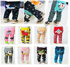 60 Types of Cotton Leggings Trousers for Baby Toddler Kid Boys Girls 6-36 Months