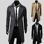 CHRISTMAS For Men Slim Fit Winter Parka New Coats Jacket Blazer Formal Dress Top