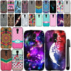 For Kyocera Hydro Icon C6730 Life C6530 Design TPU SILICONE Case Cover + Pen