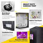 iPower Hydroponic Water-Resistant Grow Tent with Removable Floor Tray фото