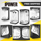 iPower Hydroponic Water-Resistant Grow Tent with Removable Floor Tray