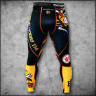 LEGGINGS EXTREME HOBBY WASP  FOR RUNNING, TRAINING, FIGHTWEAR, MMA, FIGHT, GYM !
