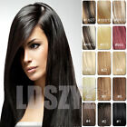 Clip In Remy Human Hair Extensions All Colors Full Head 140g 180g Thick Hair 7pc