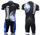 Discovery Classic Men's Cycling Clothing Bike Bicycle Jersey & Pant/Short Sets