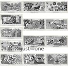 2014 Fashion Nail Art DIY Image Stamp Stamping Plates Manicure Template 13 Types