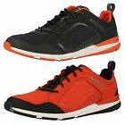 Mens Clarks Musto Trainers Dynamic Lite