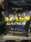 DYMATIZE NUTRITION Super Mass Gainer 12lbs Pick Flavor **FREE SHIPPING**