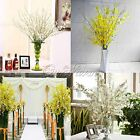 35'' Artificial Oncidium Orchid Silk Flower Home Wedding Party Floral Decoration