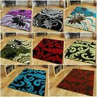 New Modern Motif Mats Cheapest Small Medium Large XL Quality Cheap Floral Rugs