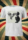 BANKSY No Future Kid Children Tumblr Fashion T Shirt Men Women Unisex 1780