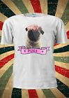 Pug LIFE PUGS Dog Cute Instagram Tumblr Fashion T Shirt Men Women Unisex 1782