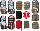 Rothco MOLLE Military Tactical Medical Emergency First Aid Kit IFAK GREAT KIT!!