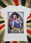Disney Snow White Zombie Funny Scary Horror Women T-Shirt Vest Tank Top W118