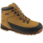 MENS GROUNDWORK HONEY LEATHER SAFETY STEEL TOE CAP ANKLE WORK BOOTS SHOES SIZE