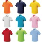 Mens Womens Coolmax Quick Dry PK Golf Tennis Collar Polo Tshirts Top Shirt K1012