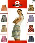 2002 Misses Summer Skorts Shorts Pattern Choice 6-20 McCall's 3613 NEW OOP