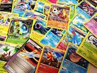 Pokemon TCG 50 CARD LOT : Rare Common Uncommon GUARANTEED RARES & HOLOS