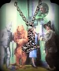 The Great Powerful Wizard of oz inspired Necklace Charm
