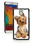 samsung note 2 3 - For Samsung Galaxy Note 2 3 4 5 Hard Case Cover 99 Yorkie Yorkshire Terrior Dog