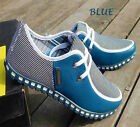 Men Shoes Casual Fashion Ultra Light Sports Breathable PU Leather Canva Sneaker