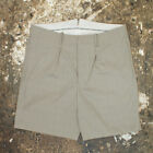 NEW Yves Saint Laurent Grey Prince of Wales Check Shorts GENUINE RRP: £300 BNWT