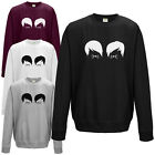 Dan and Phil Cat Whiskers Sweatshirt - Youtube Vlogger Viral Blog Fashion Jumper
