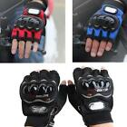 Pro-biker Fiber Bike Bicycle Motorcycle Riding Cycling Sport Half Finger Gloves