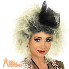 Madonna Wig Adult 80s Pop Star Fancy Dress Costume Accessory