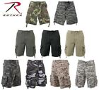 Camouflage Marines Army Ranger Vintage Infantry Military Utility Cargo Shorts