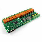 IP SNMP WEB Module - 12 Relays, 16 analog/digital Input, PWM, for Automation
