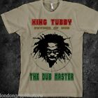 REGGAE T-SHIRT, Yellowman, King Tubby,  rasta, Sly and Robbie, dance